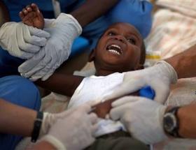 Haitide kolera salgını artıyor
