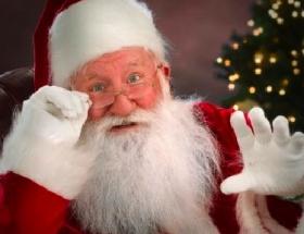 Keşan Müftüsüne Noel Babadan hediye