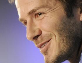 Beckham izdihamı: 5 yaralı