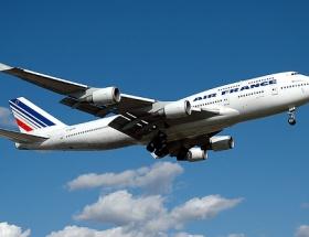 Paris-Şam uçuşu iptal edildi