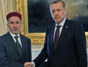 Libyalı isyancıların lideri Ankarada