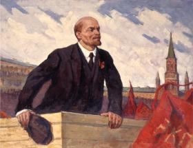 Ruslar Lenin gömülsün diyor