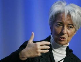 IMF başkanının evine baskın