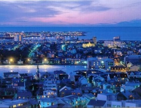 En huzurlu ülke İzlanda