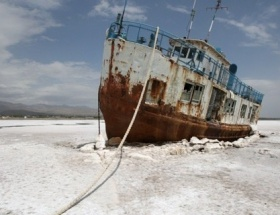 Tuz Gölü, Kum Çölü olacak