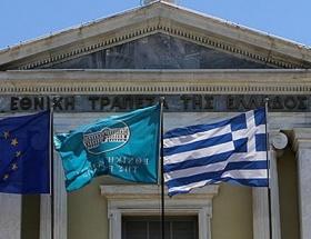 Yunanistanın bir aylık parası kaldı