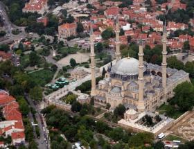 Selimiye Camisine insan zinciri