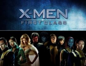 X-Men: Birinci Sınıf zirvede