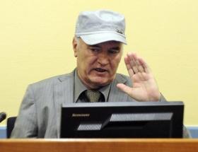 Mladiç mahkemeye çıkmadı