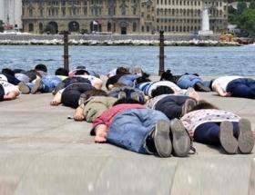 Haydarpaşada planking