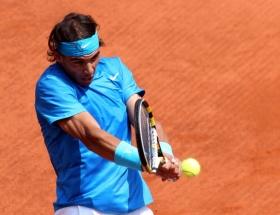 İtalyada zafer Rafael Nadalın