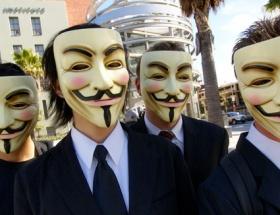 Anonymoustan Türkiyeye sansür uyarısı