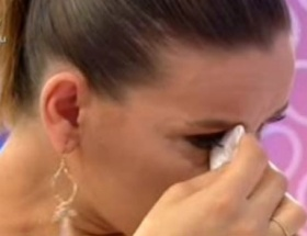 Esra Erol neden ağladı ?