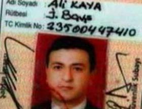 Astsubay Ali Kaya gözaltına alındı