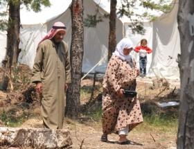 Suriyeden kaçan kaçana