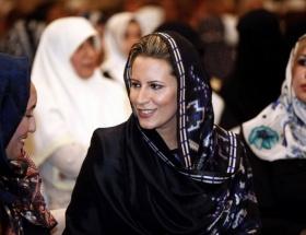 Kaddafinin kızından NATOya ikinci dava