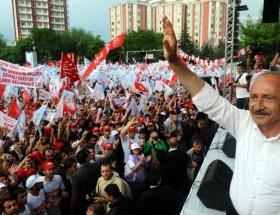 Kılıçdaroğlunun sandığından CHP çıktı