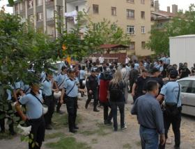 Ankarada seçim kavgası