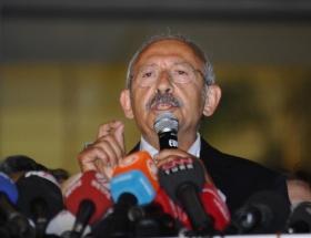 Kılıçdaroğlu, MGKyi değerlendirdi