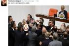 Beşiktaş - Galatasaray maçında Fenerbahçeliler İşte derbinin foto yorumları