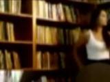Kütüphanede sanal seks rezaleti