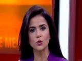 CNN Türk spikerinden canlı yayında şoke eden gaf