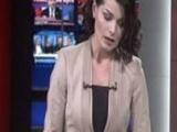 TRT Haber spikeri, Özgecan Aslan haberini sunarken ağladı