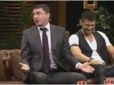 Şota Arveladze, Beyazı şaşkına çevirdi