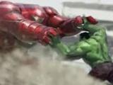 Avengersta büyük kapışma, Iron Man Vs. Hulk!