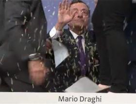 Avrupa Merkez Bankası başkanına uçan tekme!