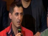 Beyazıt Öztürk İzmirli Ali Uçarı canlı yayına çıkardı