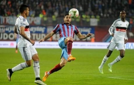 Trabzonspor 0 - 2 Beşiktaş maçı geniş özeti