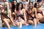 Miss 7 Continents güzelleri Bodrumda