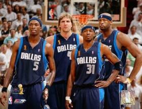 NBAde şampiyon Dallas