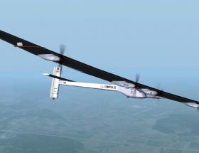 Solar Impulse iyi bitirdi