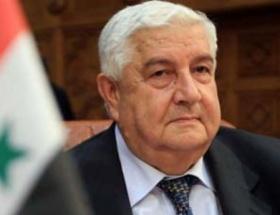 Suriye dışişleri bakanı Moskovaya gidecek
