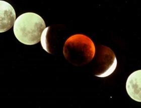 Ay tutulması ilgiyle izlendi