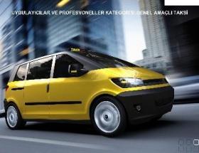 Türk taksisine umut ışığı