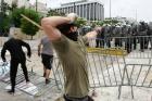 Yunanistanda isyan