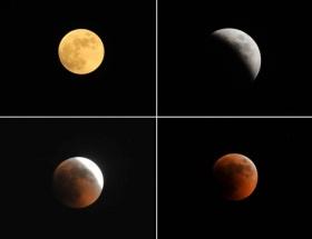 Yılın ilk Ay tutulması bugün