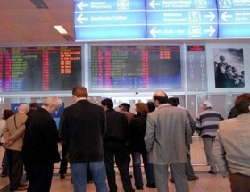 Atatürk Havalimanına rekor