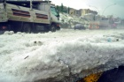 Ankarayı sel aldı !