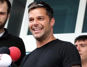 Ricky Martin Türk hamamında