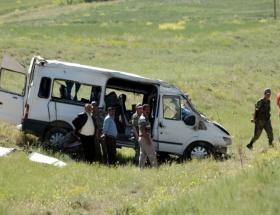 Vanda servis kazası: 1 öğrenci öldü