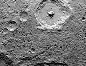 Merkürdeki ovaları lav akıntısı oluşturmuş