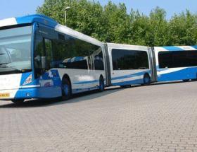 Ankaraya 250 çift körüklü otobüs