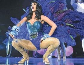 MTVye Katy Perry damgası