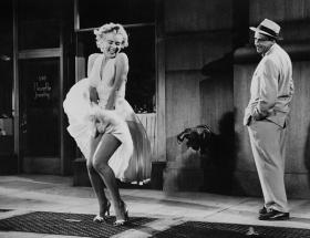 Marilyn Monroe Cannesın ikonu olacak