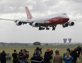 Dünyanın en uzun uçağı