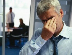 Zirvede olmanın bedeli : Stres